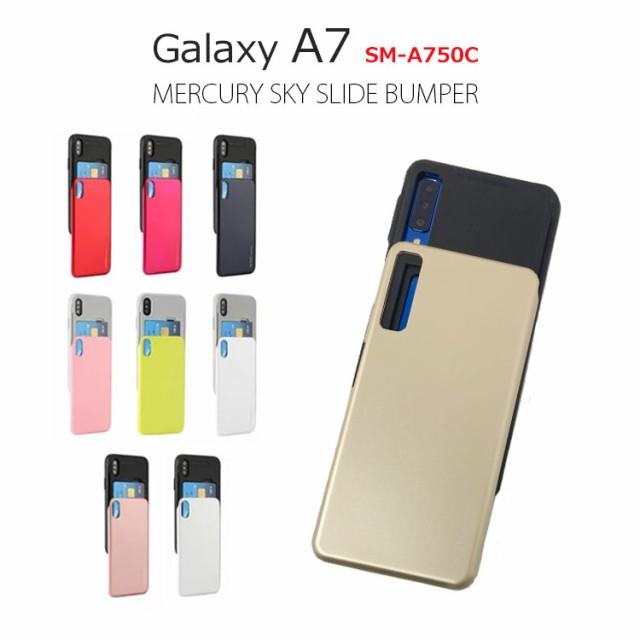Galaxy A7 ケース TPU スマホケース Galaxy A7 ハ...