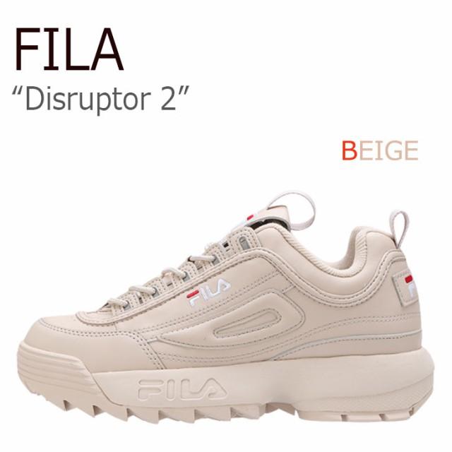 フィラ ディスラプター2 スニーカー FILA レディ...