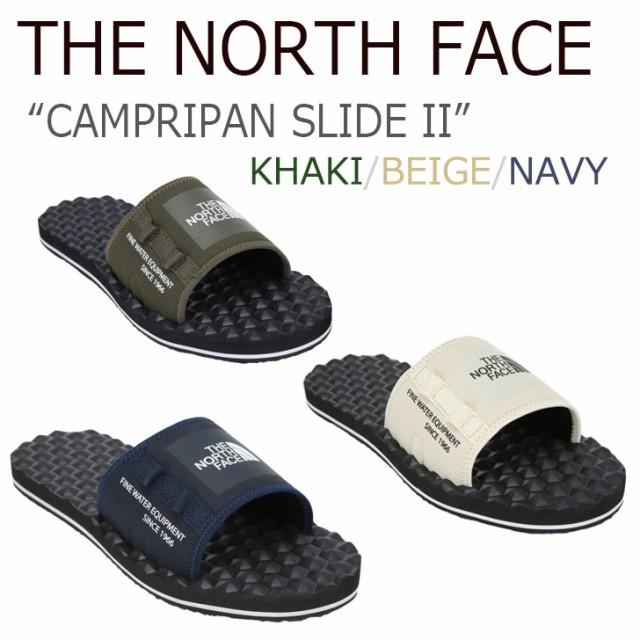 ノースフェイス スリッパ THE NORTH FACE CAMPRIP...