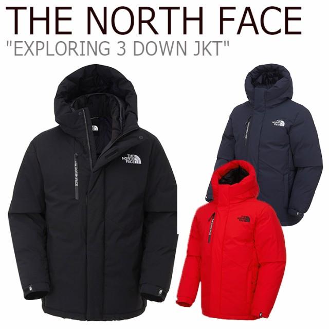 ノースフェイス ダウン THE NORTH FACE メンズ EX...