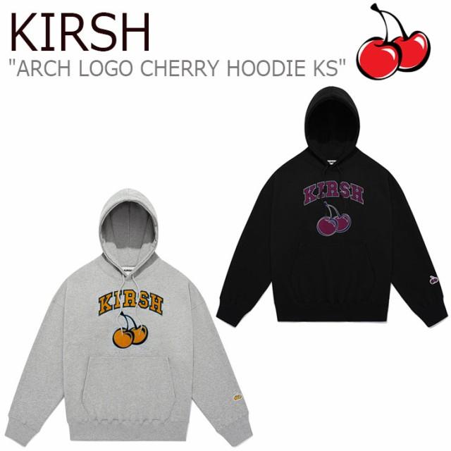キルシー パーカ KIRSH ARCH LOGO CHERRY HOODIE ...