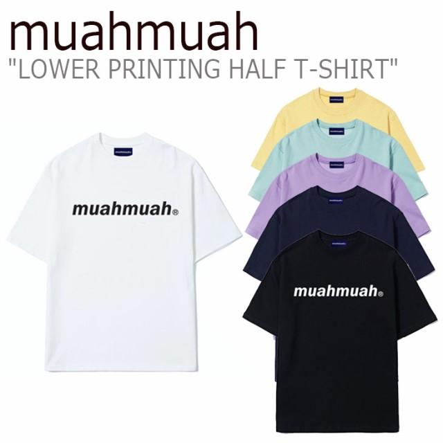 ムアムア Tシャツ muahmuah ムーアムーア LOWER P...