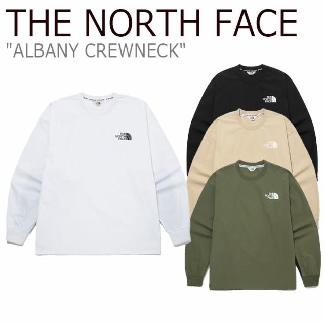 ノースフェイス トレーナー THE NORTH FACE ALBAN...