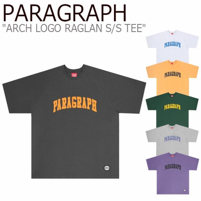 パラグラフ Tシャツ PARAGRAPH LEGO RAGLAN S/S T...
