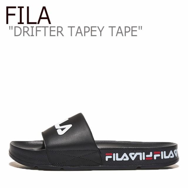 フィラ サンダル FILA DRIFTER TAPEY TAPE ドリフ...