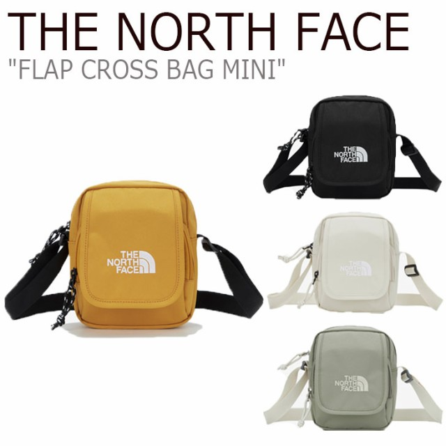 ノースフェイス ボディバッグ THE NORTH FACE FLA...
