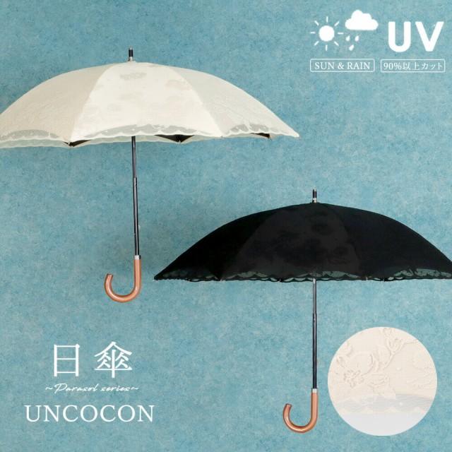 日傘 UVカット 紫外線遮蔽率99.9%以上 ...