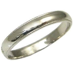 結婚指輪 シンプル k10 彫金 甲丸リング マリッジ...