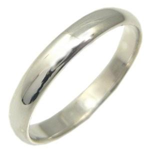 結婚指輪・シンプル・K18・甲丸・リング・マリッ...
