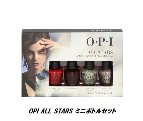 OPI マニキュア ネイルカラー Mini ALL STARS オ...