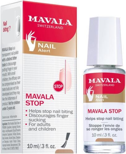 新品 送料無料●Mavala stop マヴァラ バイター...