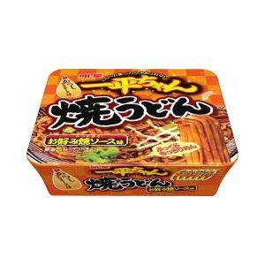 明星食品 一平ちゃん焼うどん お好み焼ソース味 1...