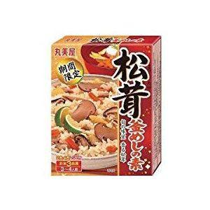 丸美屋食品工業 季節限定 松茸釜めしの素 240g×5...