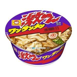 東洋水産 マルちゃん 激めんワンタンメン 12入