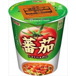 明星食品 素材のおかげ 蕃茄トマトらぁめん 12入...