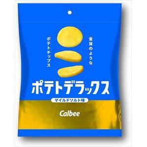 カルビー ポテトデラックス マイルドソルト 味50g...