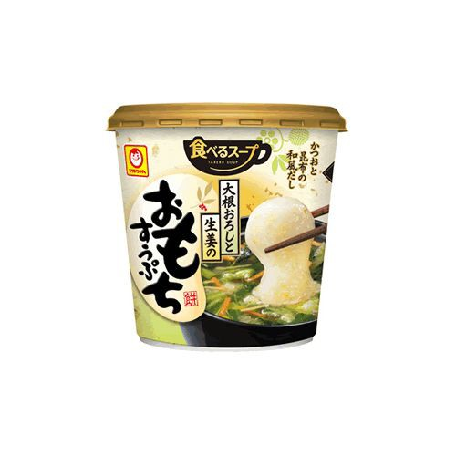 東洋水産 マルちゃん 大根おろしと生姜のおもちす...