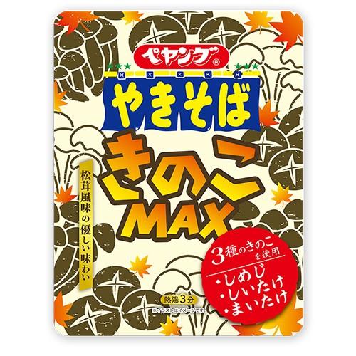まるか食品 ペヤング きのこMAXやきそば 18入(10...