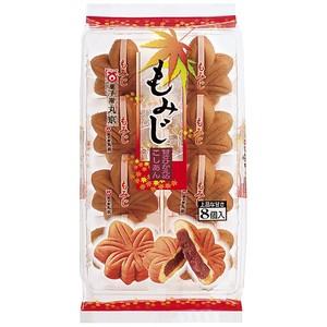 丸京製菓 もみじまんじゅう 8個×4入