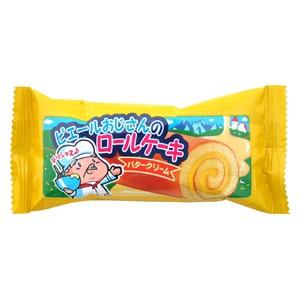 やおきん ロールケーキ バタークリーム味 20g×24...