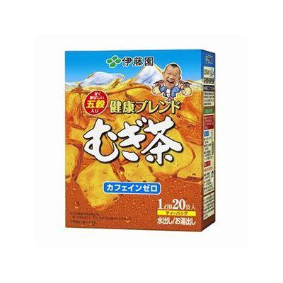 伊藤園 健康ブレンドむぎ茶 ティーバック 8.5...