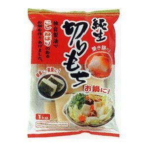 まるほ食品 純生切もち(バラ) 1kg