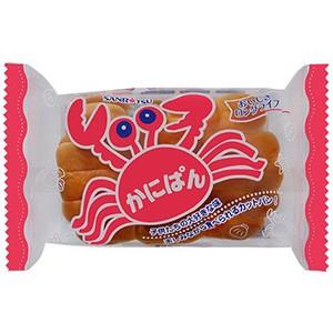 三立製菓 かにぱん 2枚×9入