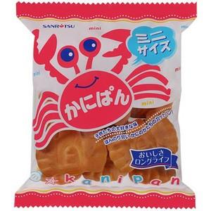三立製菓 ミニかにぱん 90g×12入