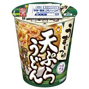 東洋水産 マルちゃん うまいつゆ 天ぷらうどん...