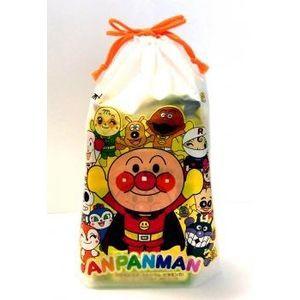 不二家 アンパンマン 巾着袋(F17) 1袋