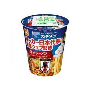 東洋水産 マルちゃん カチメン 醤油ラーメン ×12...