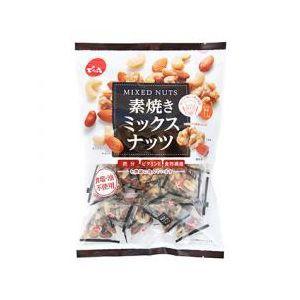 でん六 小袋素焼きミックスナッツ 200g×8入