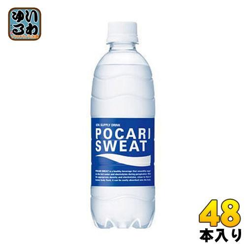 大塚製薬 ポカリスエット 500mlペットボトル 24本...