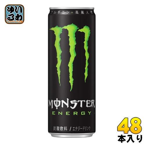 アサヒ モンスターエナジー 355ml 缶 24本入×2 ...