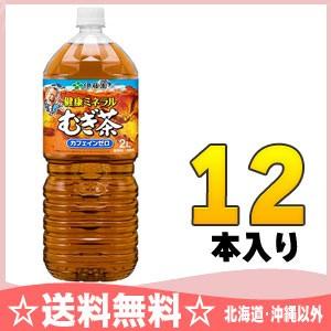 伊藤園 健康ミネラルむぎ茶 2Lペットボトル 6本入...