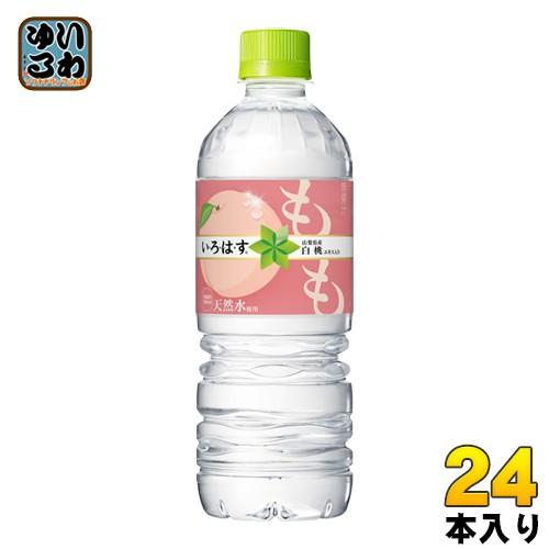 コカ・コーラ い・ろ・は・す もも 555ml ペット...