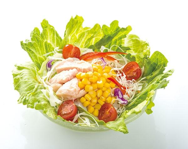 <常温>サラダチキン&コーン