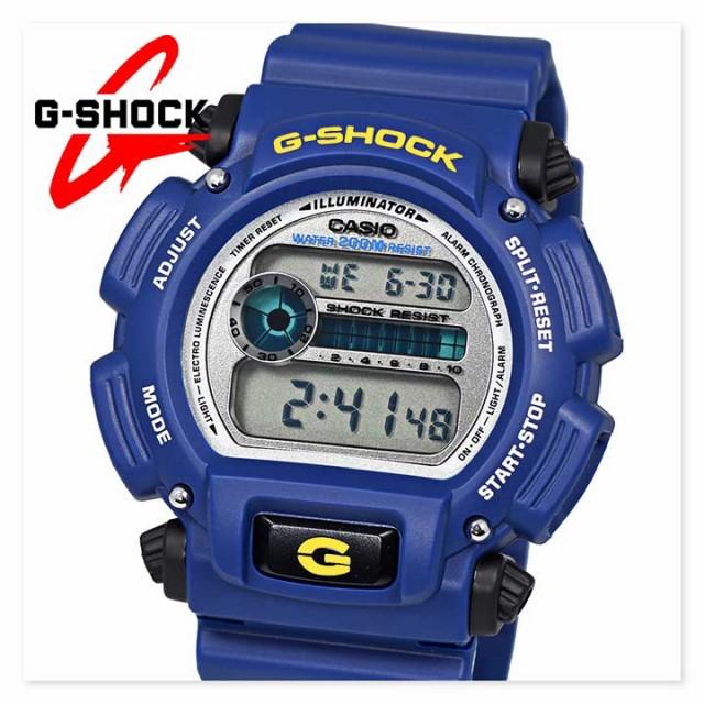 CASIO カシオ G-SHOCK DW9052-2V メンズ アナログ...