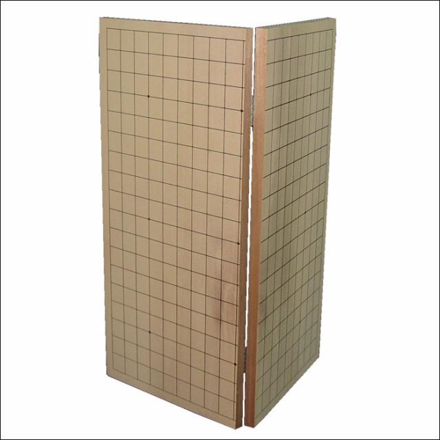 【直送便】【碁盤】折碁盤新桂5号 GB-A050