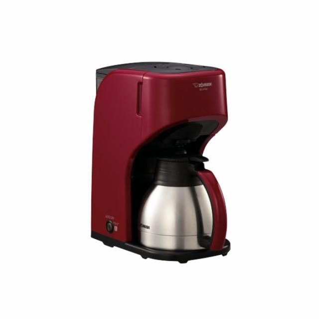 【送料無料】象印 EC-KT50-RA  レッド コーヒーメ...