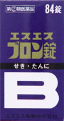 【お一人様1点のみ】エスエスブロン錠 84錠【第...