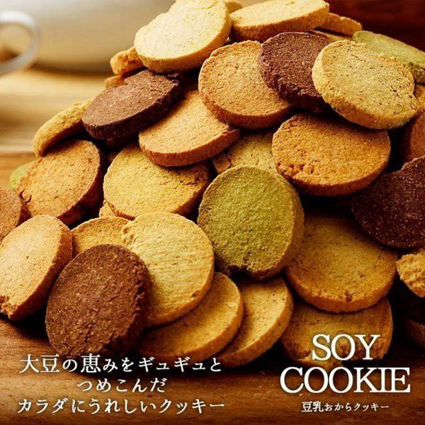 【訳あり豆乳おからクッキー1kg】4つのタイプから...