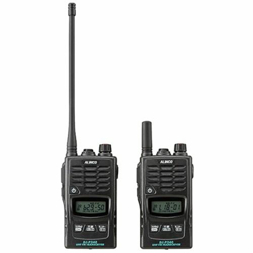 アルインコ 特定小電力トランシーバー DJ-P240(L/...