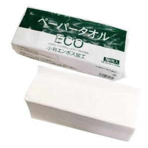 ペーパータオルECO 小判 1パック200枚入り【業務...