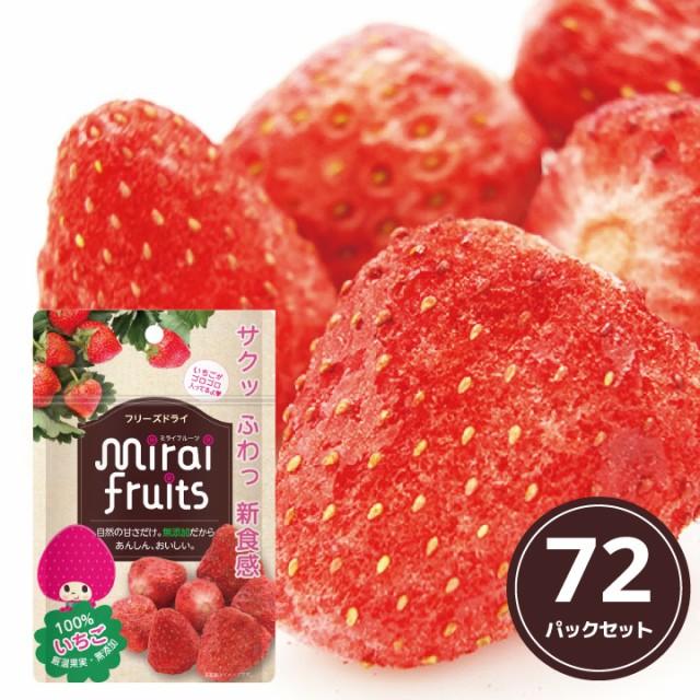 フリーズドライフルーツ mirai fruits ミライフル...