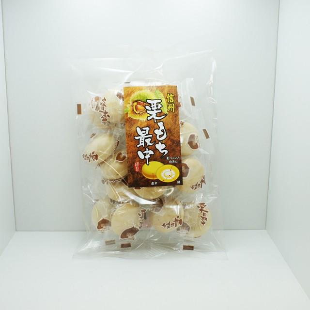 信州栗もち最中(信州長野のお土産 お菓子 和菓子...