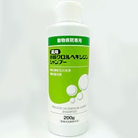 薬用酢酸クロルヘキシジンシャンプー 200g フジタ...