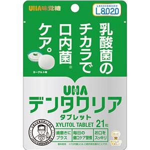 UHA味覚糖 UHAデンタクリアタブレット ヨーグルト...