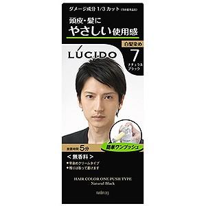 LUCIDO(ルシード) ワンプッシュケアカラー 7 ...