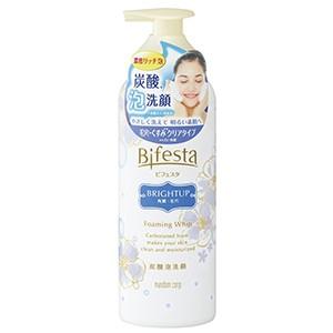 ビフェスタ 泡洗顔 ブライトアップ (180g)